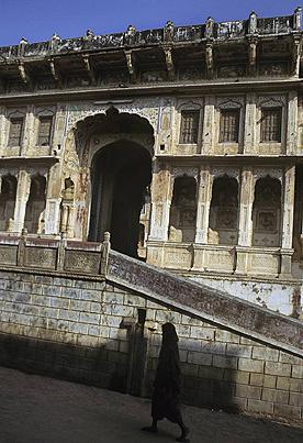Architecture,Shekhavati, Rajasthan, India