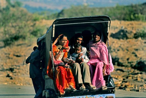 Auto Rickshaw , Rajasthan