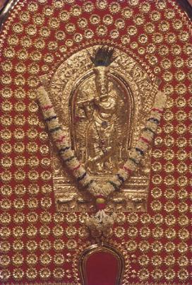Pooram festival  ,Thrissur  ,Kerala  ,  India